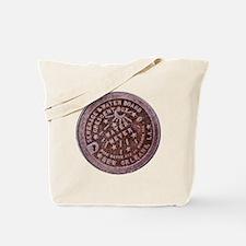METERCOVER#4 Tote Bag