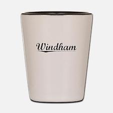 Windham, Vintage Shot Glass