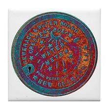 METERCOVER#1 Tile Coaster