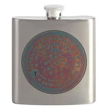 METERCOVER#1 Flask