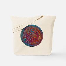 METERCOVER#1 Tote Bag