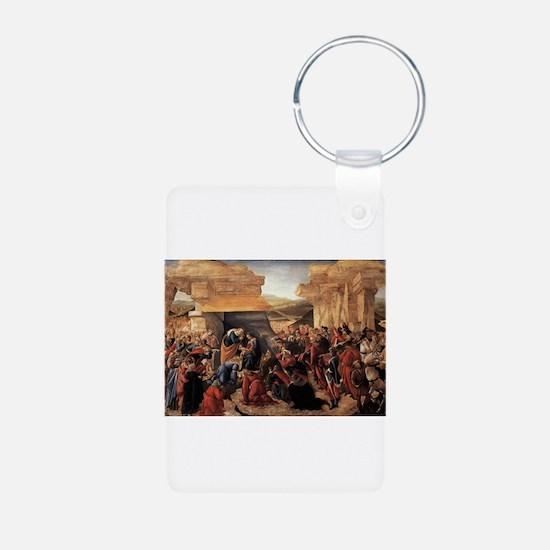 Adoration of the Magi 2 - Botticelli Keychains