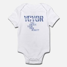 Create Own Reality Infant Bodysuit
