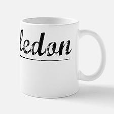 Wimbledon, Vintage Mug