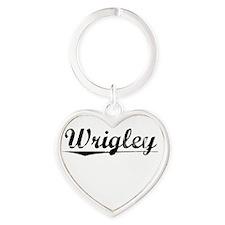 Wrigley, Vintage Heart Keychain