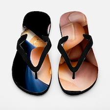 Smoking Flip Flops