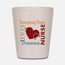 ER Nurse Shot Glass