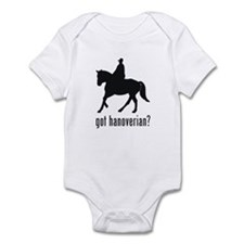 Hanoverian Infant Bodysuit