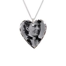 Sofia Kovalevskaya, Russian m Necklace