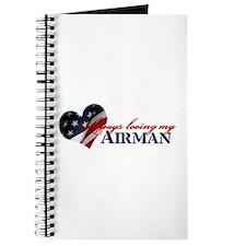 Always loving my airman Journal