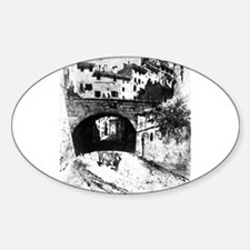 Archway, Siena - Joseph Pennell - 1883 Decal
