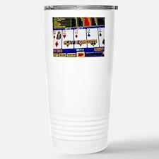 you win  Stainless Steel Travel Mug