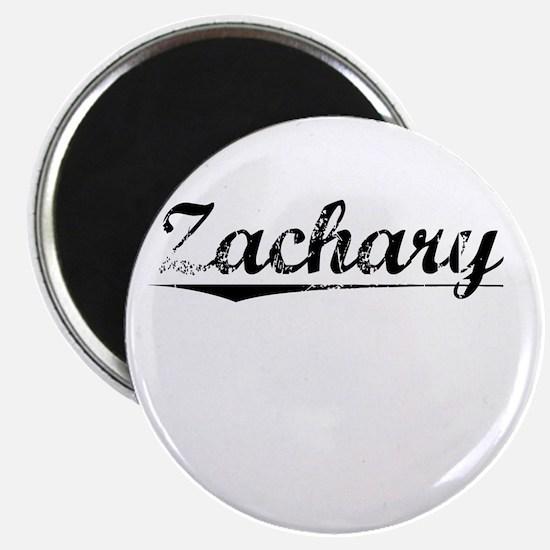 Zachary, Vintage Magnet