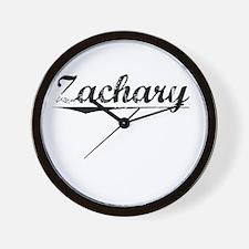 Zachary, Vintage Wall Clock