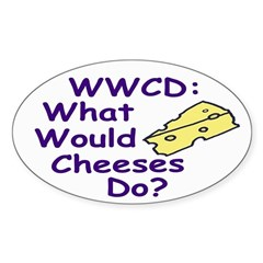 WWCD: What Would Cheeses Do? (shirt)