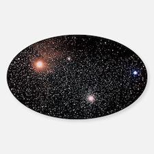 Antares Sticker (Oval)