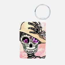 Sunny Skeleton Keychains
