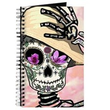 Sunny Skeleton Journal