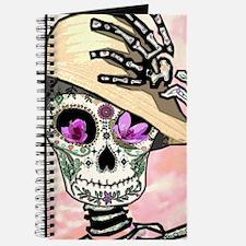 Sunny Skeleton Journal
