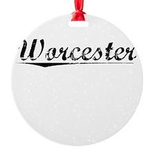 Worcester, Vintage Ornament