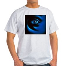 Abstract illustration of the human e T-Shirt