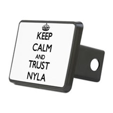 Keep Calm and trust Nyla Hitch Cover