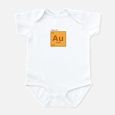 Heart of Gold Infant Bodysuit