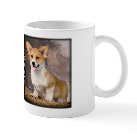 Pembroke Welsh Corgi Puppy Mug