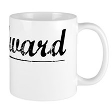 Woodward, Vintage Mug