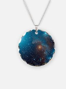 Alnilam star (Epsilon Orioni Necklace