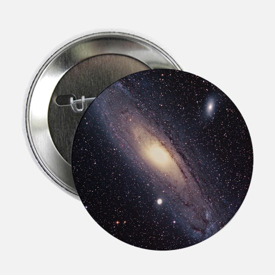 "Andromeda galaxy 2.25"" Button"