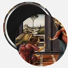 Cestello Annunciation - Botticelli Magnet