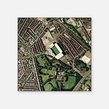 """Aston Villa's Villa Park st Square Sticker 3"""" x 3"""""""
