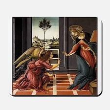 Cestello Annunciation - Botticelli Mousepad