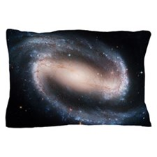Barred spiral galaxy NGC 1300, HST ima Pillow Case