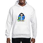 Bowling Penguin Hooded Sweatshirt