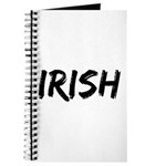 Irish Handwriting Journal