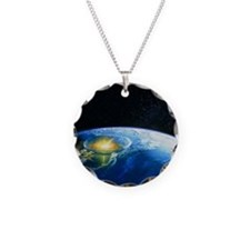 Artist's impression of aster Necklace
