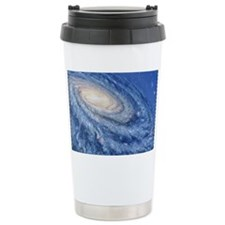 Artwork of the Milky Way, our g Travel Mug