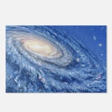 Artwork of the Milky Way, Postcards (Package of 8)