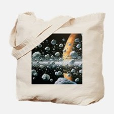 Artist's impression of interior of Saturn Tote Bag