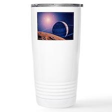 Artwork of a brown dwarf star Travel Mug