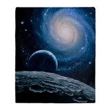 Astronomy Fleece Blankets