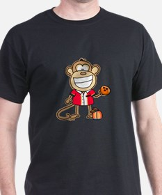 Bowling Monkey T-Shirt