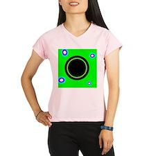 Black hole model Performance Dry T-Shirt