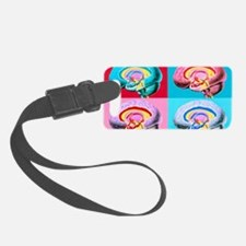 Artworks showing the limbic syst Luggage Tag