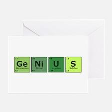 Genius Greeting Cards (Pk of 10)