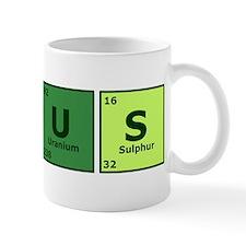 Genius Small Mug