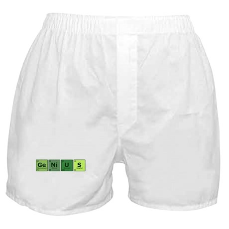 Genius Boxer Shorts