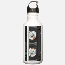 Retro Cassette Tape Water Bottle
